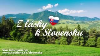 Družina: Svieže rána - pieseň k reklame Kaufland Z lásky k Slovensku