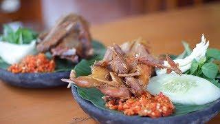 Mantapnya Bikin Nagih Kuliner di Alas Cobek Bandar Lampung
