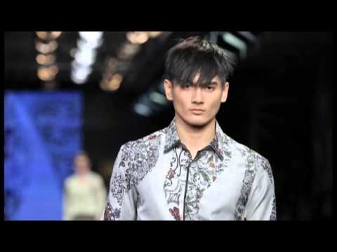 Plaza Indonesia Men's Fashion Week 2015 - Day 3: Alleira Batik