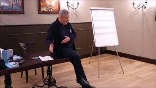 И. Калинаускас. Проблемы самоуправления и тип информационного метаболизма [Official video]