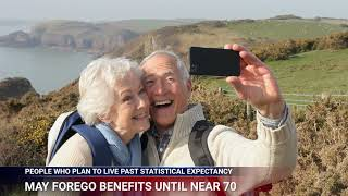 Video thumbnail: Social Security Disability Benefits: When Should You Begin to Collect Retirement Benefits?