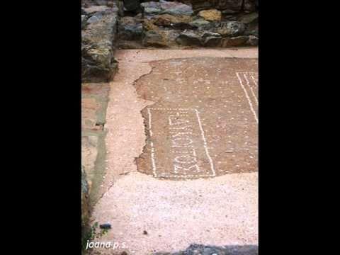 Para Mitzi (Ruinas Greco-Romanas de Empuries- Girona)