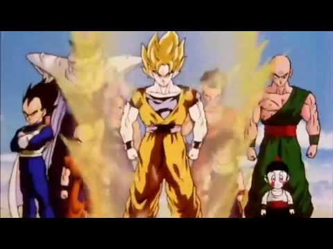 Dragon Ball Z Canadian Opening 720p HD