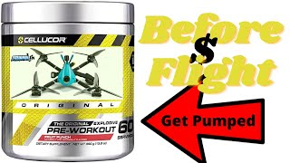 Get Pumped! Before You Fly - Watch This !! Pre-Workout