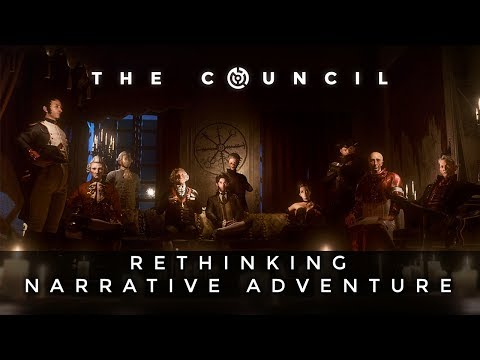 The Council - Rethinking Narrative Adventure thumbnail