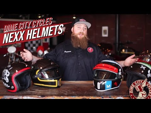Nexx motorcycle helmets In depth