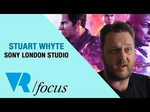 Getting the Blood & Truth from Sony London Studio