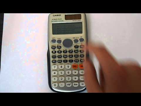 Casio Fx-991ES Plus Scientific Calculator Review