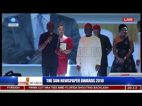 The Sun Newspaper Awards 2018 Pt.5 |Live Event|