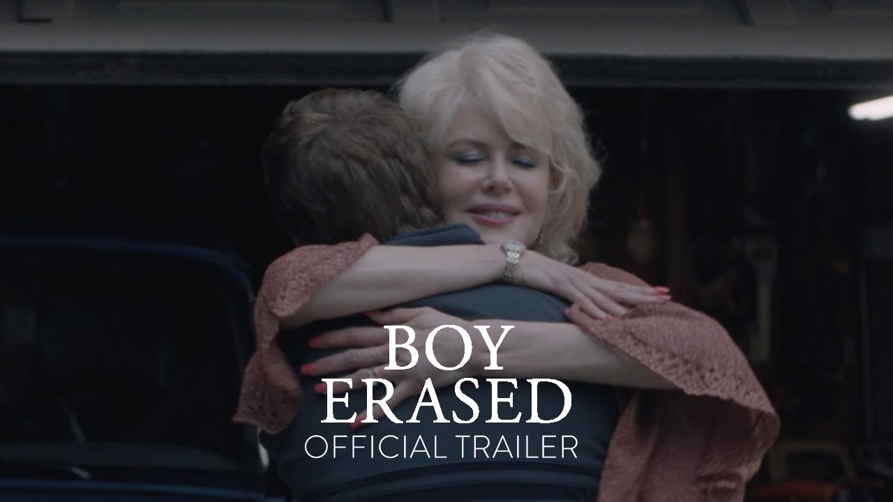 Video trailer för BOY ERASED - Official Trailer #2 [HD] - In Select Theaters This Friday
