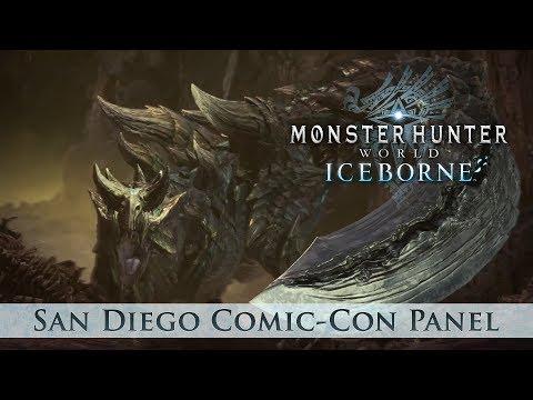 《魔物獵人世界 Iceborne》在SDCC上進行過的完整版發表會