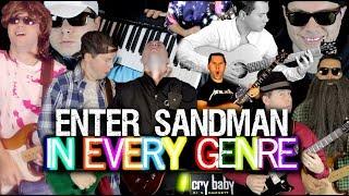 Enter Sandman in Every Genre