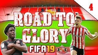 "FIFA 19 SUNDERLAND ROAD TO GLORY CAREER MODE EP4 | ""EARLY SEASON TOP OF THE TABLE CLASH!!!"""