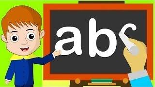 Pjesmice za učenje jezika | Abeceda i mnoge druge dječje pjesmice