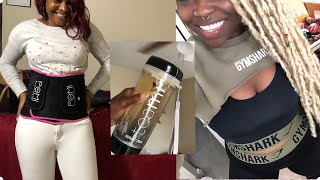 Walmart. GymShark NEW oversized Joggers. CRUNCH gym | Travel Series - Video Youtube