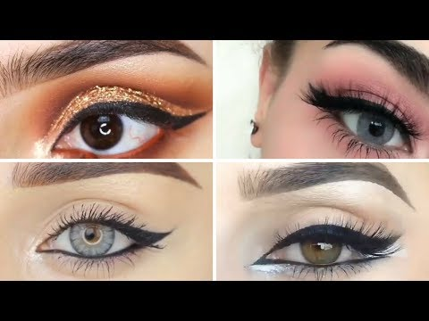 👁💃Top Trending Eye Makeup Style Tips Compilations 2018💃👁