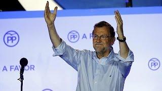 محافظه کاران علیرغم پیروزی در انتخابات اسپانیا در کسب اکثریت مطلق توفیقی بدست نیاوردند