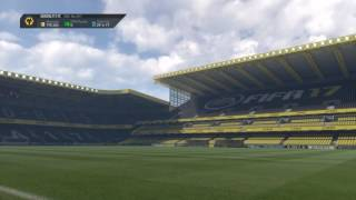 FIRST WALKOUT - FIFA 17 - PS4 PRO