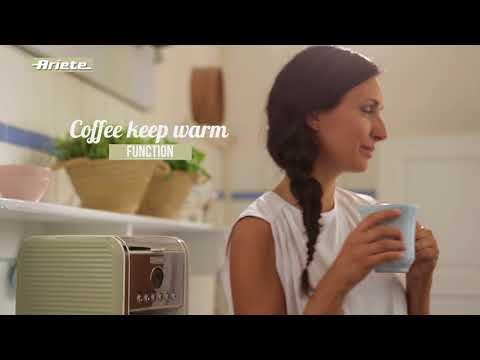 Ariete Vintage koffiemachine