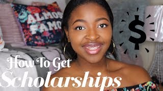 How to Get Full Ride Scholarships for College! Scholarship lists, Advice, Tips, and More!
