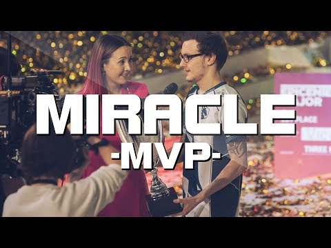 Miracle-, MVP of Team Liquid EPICENTER MAJOR 2019 -  Best Plays Dota 2