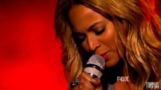 One Plus One - Beyonce (American Idol Finale Performance)