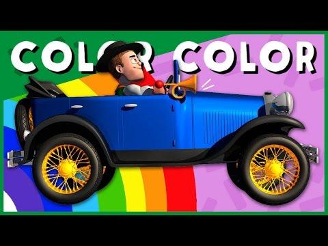 COLOR COLOR #1   El Auto Bochinchero   A Jugar