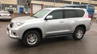 Купить Toyota Land Cruiser Prado 150 2011 года и попасть на  1.7 млн рублей (Автохлам)