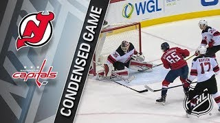 Девилз - Вашингтон | Devils vs Capitals – Apr. 07, 2018 | Game Highlights | NHL 2017/18