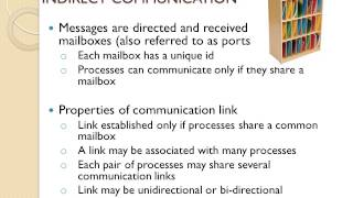 MODULE 7 - VIDEO 1 - Interprocess communication (IPC)