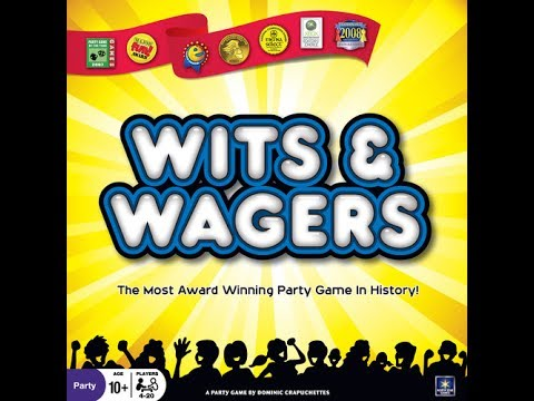 Wits & Wagers - A Forensic Gameology Review