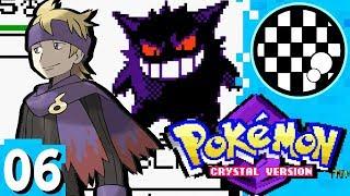 Smeargle  - (Pokémon) - 6 Smeargle Challenge: Pokemon Crystal | PART 6