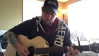 Change Your Name - Brett Young (guitar lesson) (chords in description)