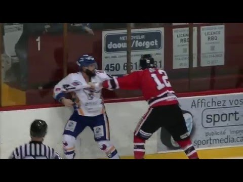 Jonathan Oligny vs. Adam Leblanc-Bourque