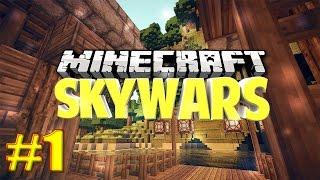 Sky Wars | Первая победа! #1