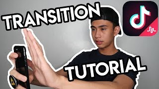 Gambar cover TIKTOK TRANSITION TUTORIAL 1! | Duke De Castro