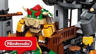 Nintendo ¡Un vistazo de cerca a LEGO Super Mario, de la mano de Jonathan Bennink, jefe de diseño! anuncio