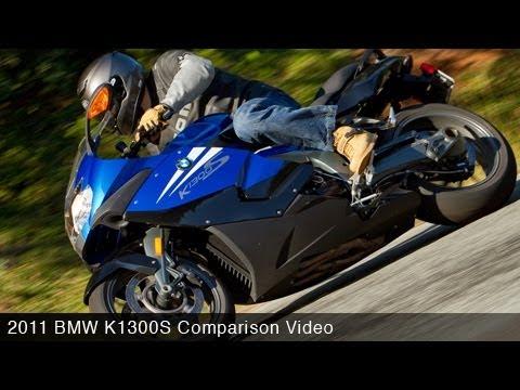 MotoUSA Road Sport Comparo:  2011 BMW K1300S