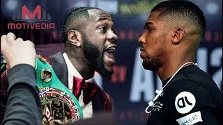 Joshua Vs.  Wilder - THE HEAVYWEIGHT TAKEOVER (2018)