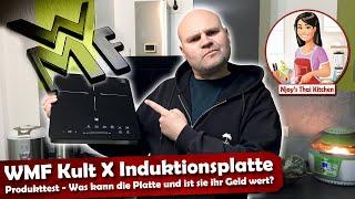 WMF Kult X Induktionsplatte - Produkttest, was kann die Platte und ist sie ihr Geld wert?