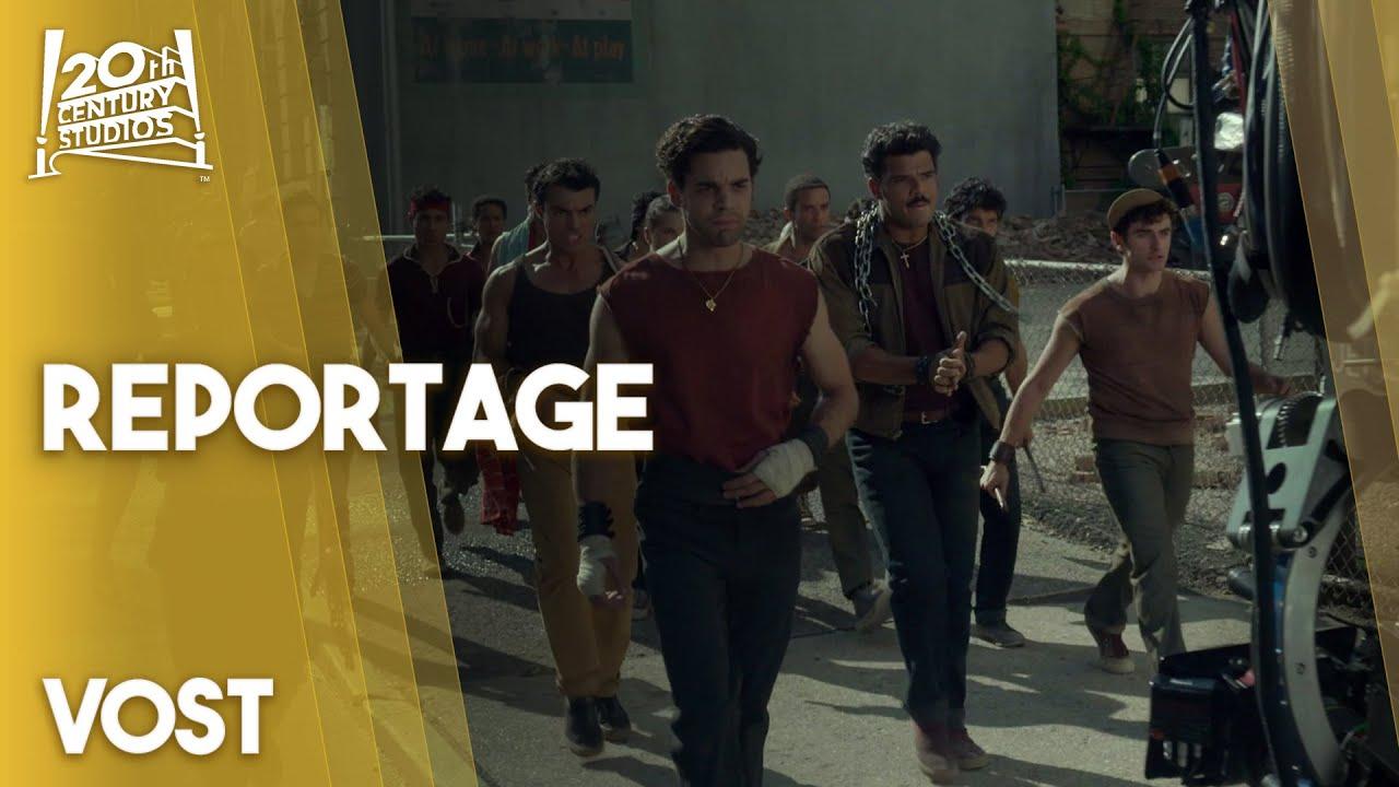 West Side Story | Reportage : Le film vu par Steven Spielberg [Officiel] VOST | 2021