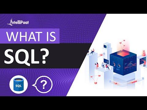 SQL Basics | Learn SQL | SQL Training for Beginners | Intellipaat ...