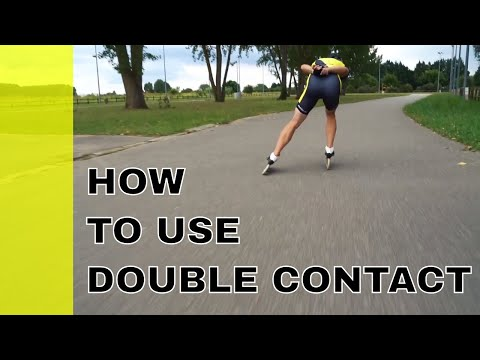 How to use double contact (pascal briand vlog 163)