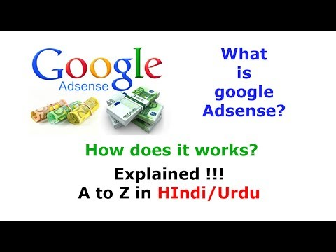 [Hindi] What is Google AdSense? | Google AdSense Hindi | A to Z Explained....