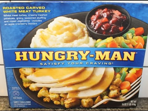 Hungry-Man: Roasted Carved White Meat Turkey Review