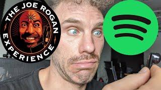 Joe Rogan On Spotify Is A TERRIBLE Experience