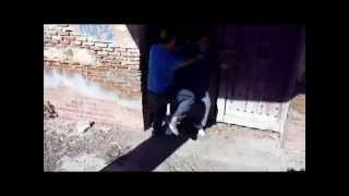 preview picture of video 'KAJUKENBO,PRUEBAS Y ENSAYOS EN EXTERIORES'
