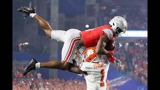 2020 BCS Semi Final Fiesta Bowl  #3 Clemson Tigers @ #2 Ohio State
