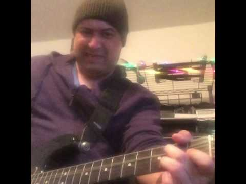 Red Hot Chili Peppers-If you have to ask Guitar Solo