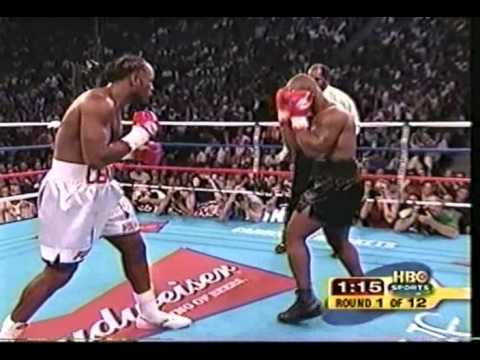 Mike Tyson VS Lennox Lewis 1 of 3